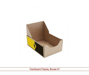 Cardboard Display Boxes 03