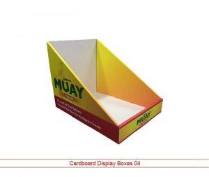 Cardboard Display Packaging 04