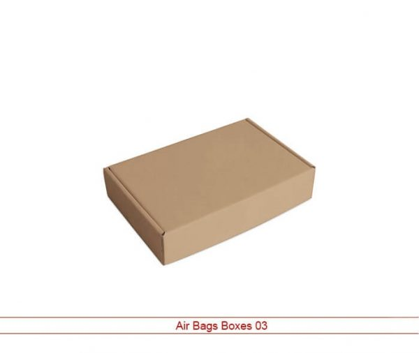 Custom Air Bags Boxes