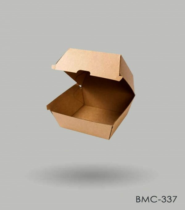 Custom Burger Boxes Wholesale