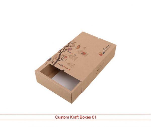 Custom Kraft Boxes 01
