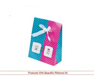 Custom Products With Beautiful Ribbons