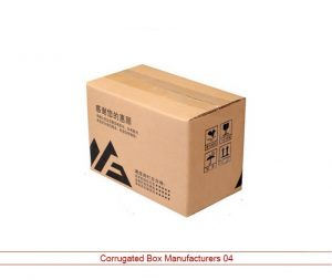 Custom corrugated box manufacturer