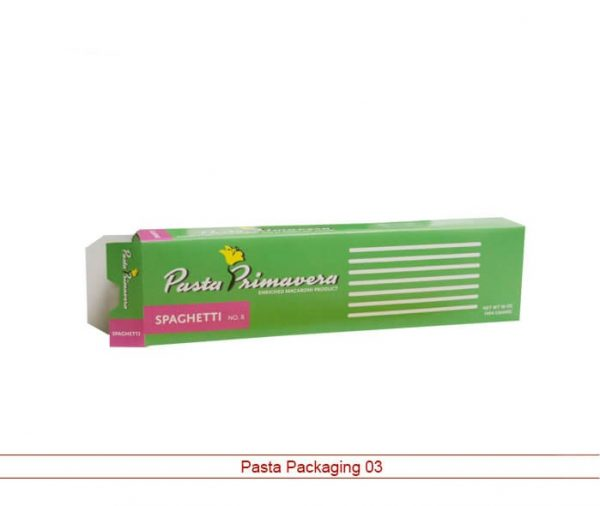 Pasta Wholesale Packaging