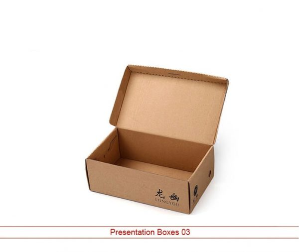 Presentation Boxes NY