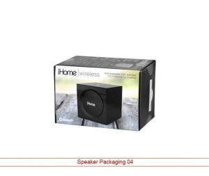 Speaker Packaging