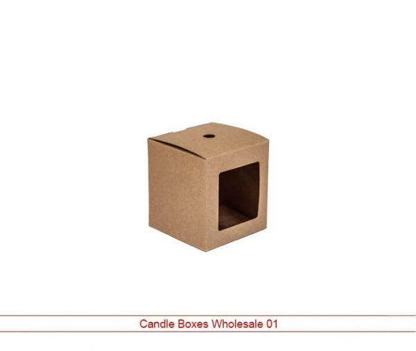 candle box wholesale