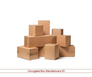 corrugated box manufacturer