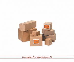 corrugated box manufacturers