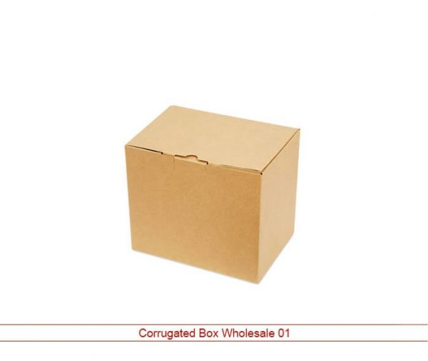 corrugated boxes wholesale