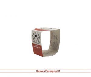custom packaging sleeves