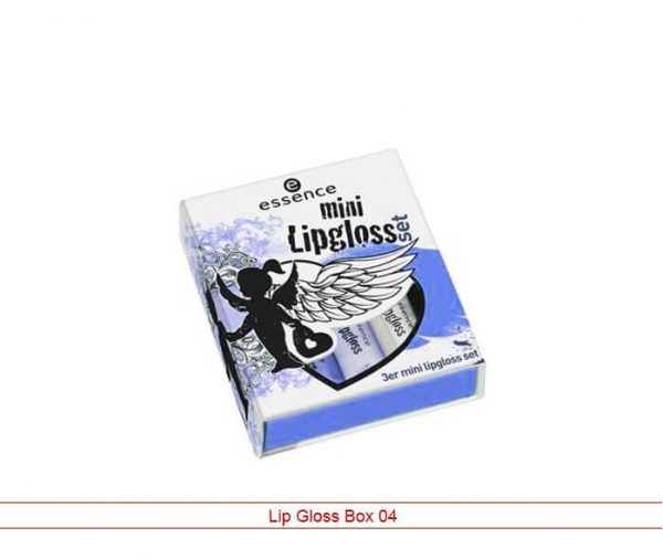 Lip Gloss Boxes 1