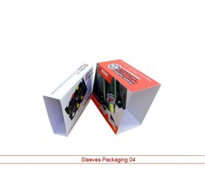 paper sleeve packaging