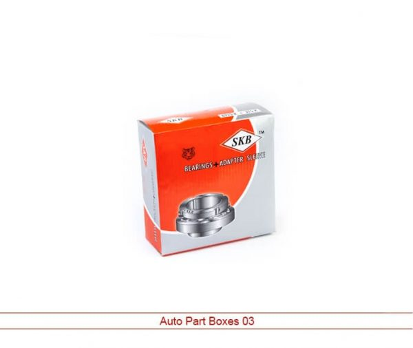 Auto Part Box Wholesale