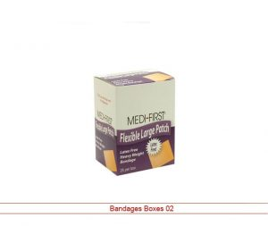Bandages Boxes Wholesale
