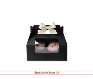 Black Gable Packaging