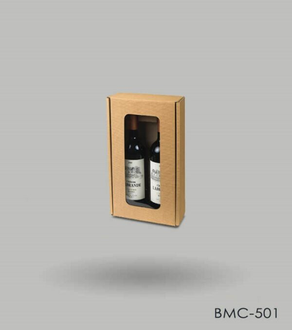 Bottle Window Packaging Wholesale