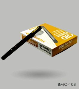 CBD Dab Box Packaging