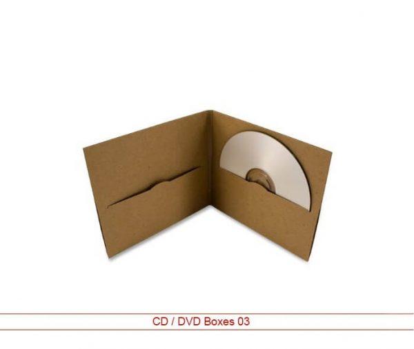 CD and DVD Box