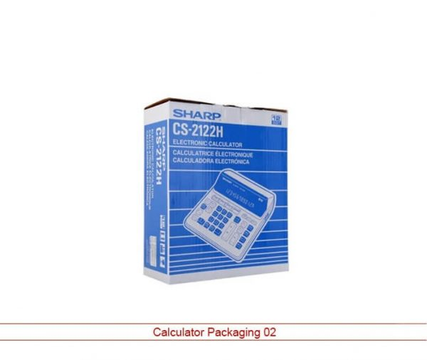Calculator Packaging NYC