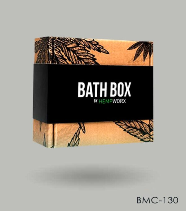 Cannabis Bath Bomb Packaging