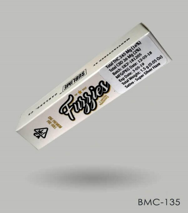 Cannabis Blunt Packaging