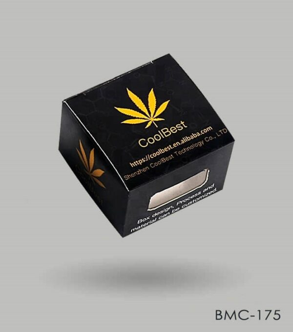 Cannabis Oil Packaging
