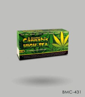 Cannabis Tea Packaging