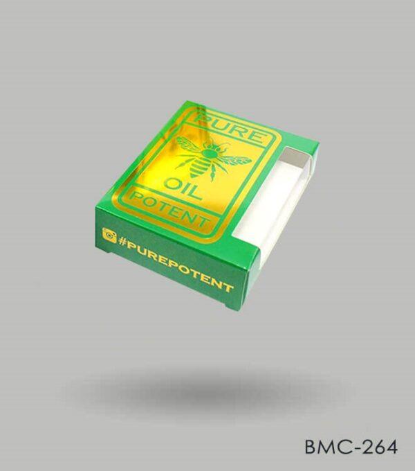 Ccustom Printed CBD Oil Packaging