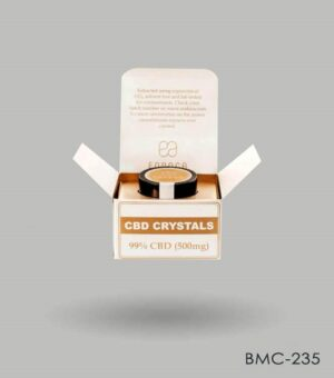 Custom CBD Isolate Boxes Wholesale