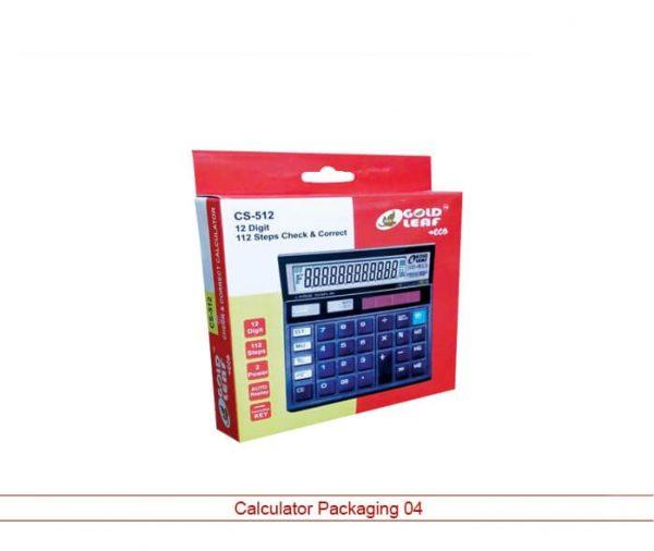 Custom Calculator Packaging Boxes 1