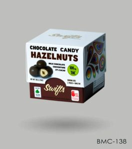 Custom Cannabis Candy Boxes