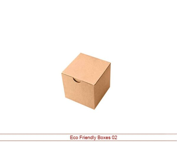 Custom Eco Friendly Boxes