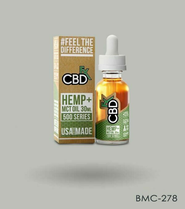 Custom Hemp Oil Boxes Wholesale