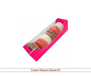 Custom Macaron Boxes 03