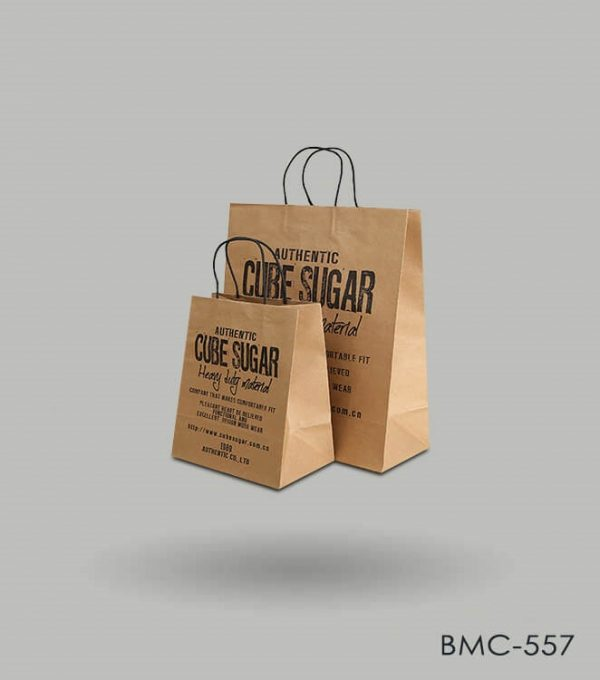 Custom Paper Bags Packaging