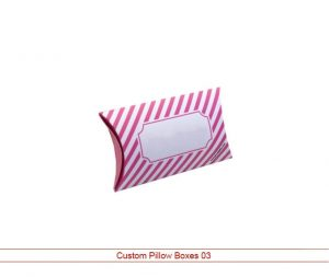 Custom Pillow Boxes 03