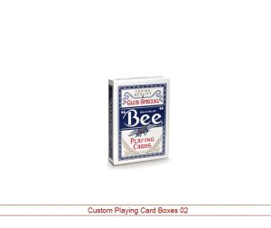 Custom Playing Card Boxes 02