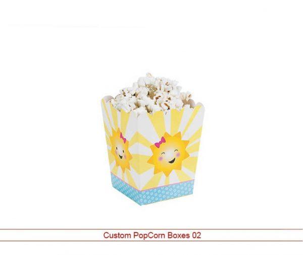 Custom Popcorn Boxes 02