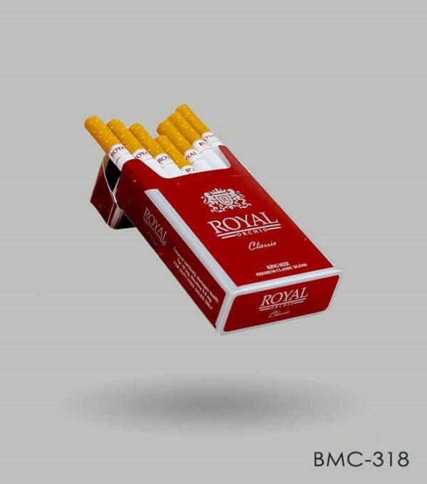 Custom Printed Cigarette Packaging