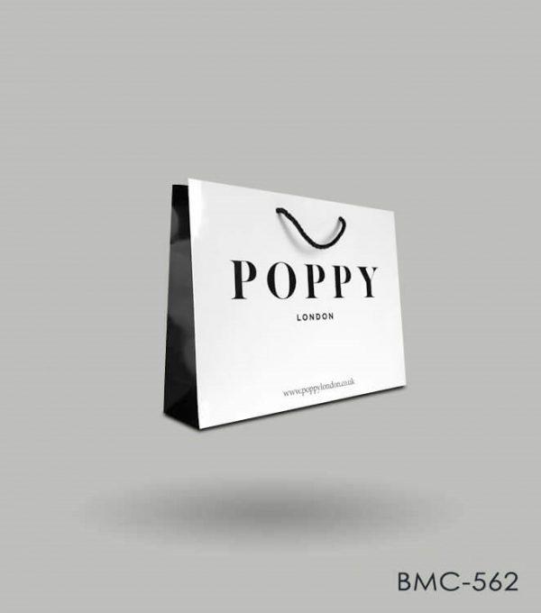 Custom Printed Paper Bags Packaging