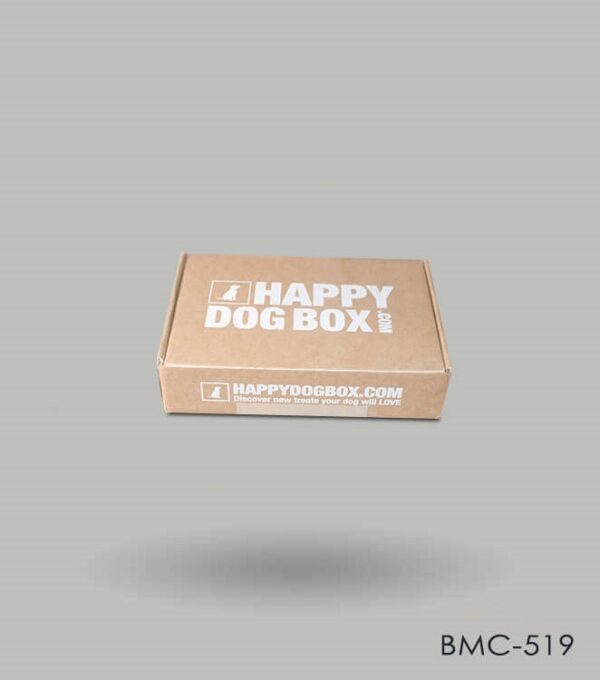 Dog Subscription box Packaging