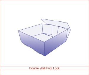 Double Wall Foot Lock 03