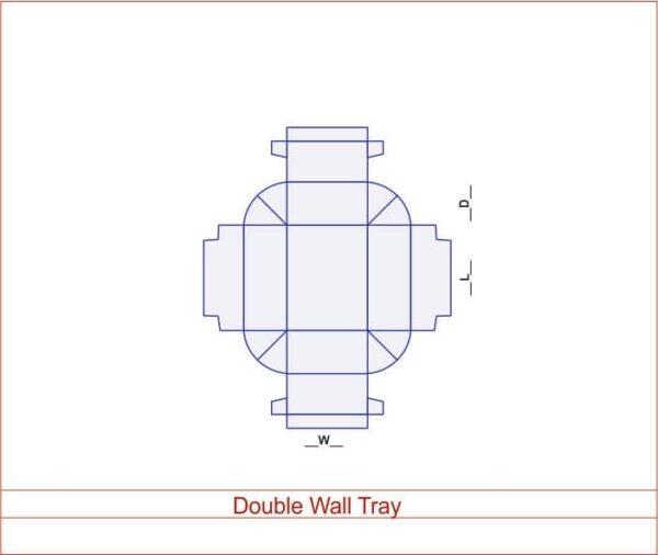 Double Wall Tray 03