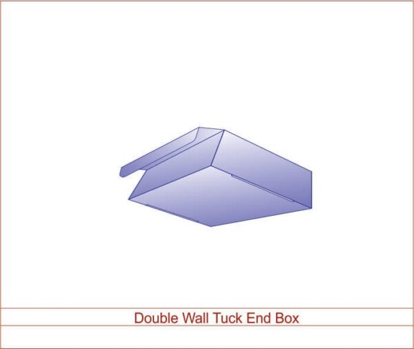 Double Wall Tuck End Box 03