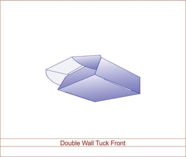 Double Wall Tuck Front 011