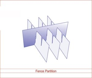 Fence Partition 01
