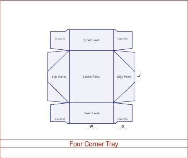 Four Corner Tray 03