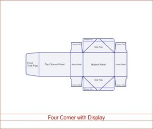 Four Corner with Display 03