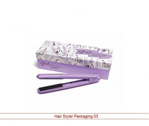Hair Styler Packaging NY